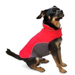 Warmer Hundemantel Test von Smarty